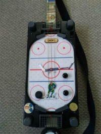 the turbo action hockey game